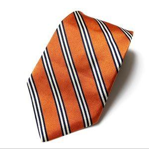 J. Crew Class Stripe Silk Tie